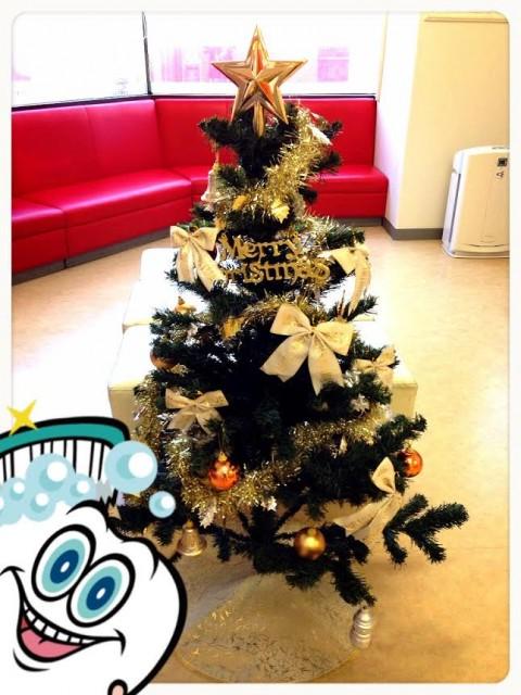 クリスマス仕様になりました♪サン歯科医院(埼玉県)