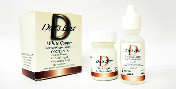 ドックスベストセメント(即日無痛治療)